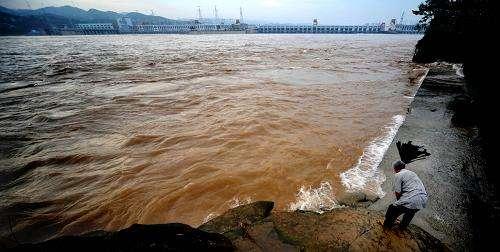 关注!洪峰今日抵达并通过武汉!预测洪峰水位在29米左右