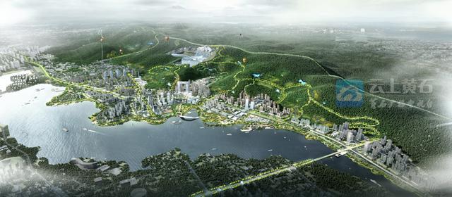 旅游业花320亿重磅打造文化旅游城!