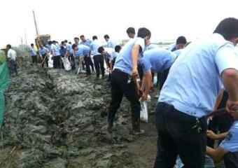 黄冈市已投入防汛抢险人员27.68万人次,以应对强降雨洪水灾害