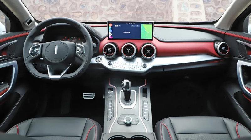 气场比宝马X6强,VV7 GT年轻化市场车型