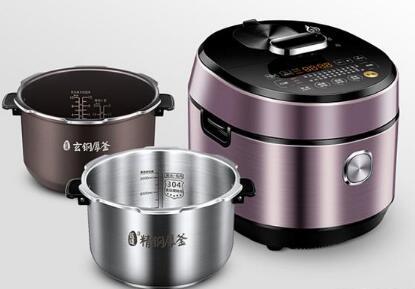 美的电压力锅哪款好?美的电压力锅怎么样?