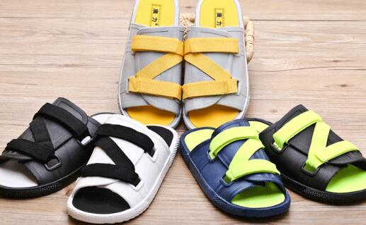 陈冠希代言的拖鞋你见过吗?多少钱一双?