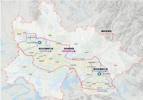 武汉行政版图又将有变化,鄂州即将并入武汉?