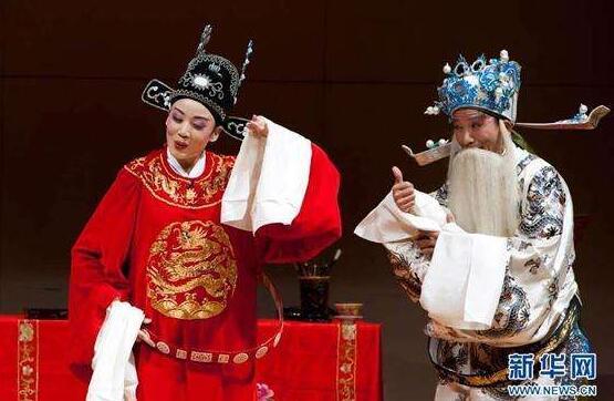 黄梅戏的历史发展及经典曲目欣赏