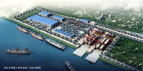 湖北新能源船舶综合示范区正在计划中