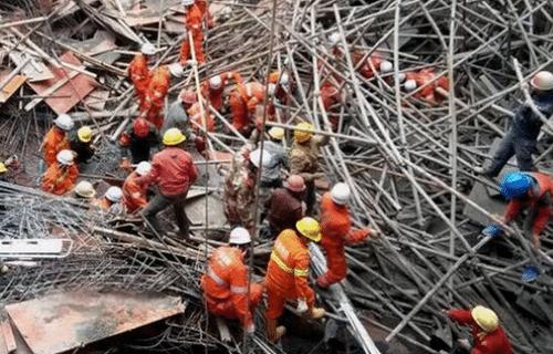 湖北一工地事故多人被埋,官方通报已出