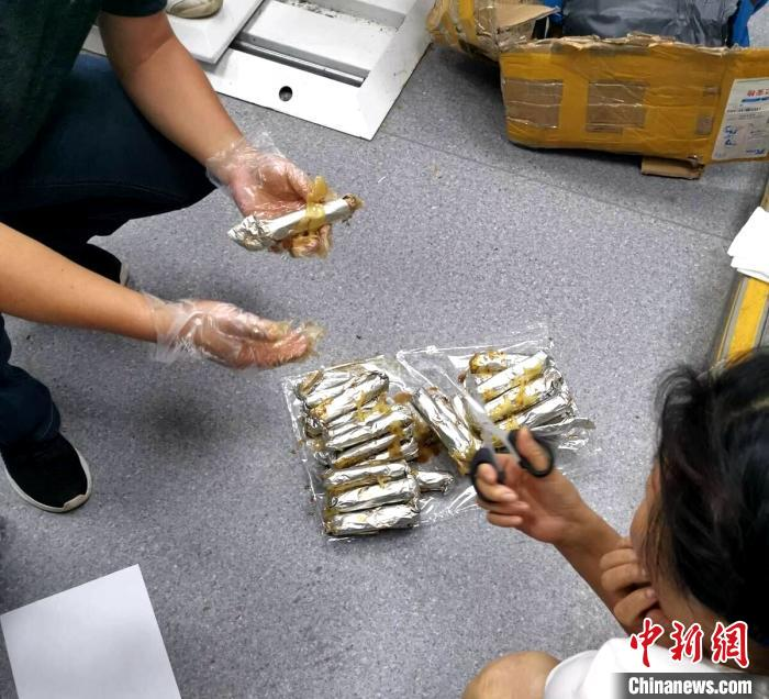 湖北襄阳破获重大贩毒案件,抓获赌犯36人