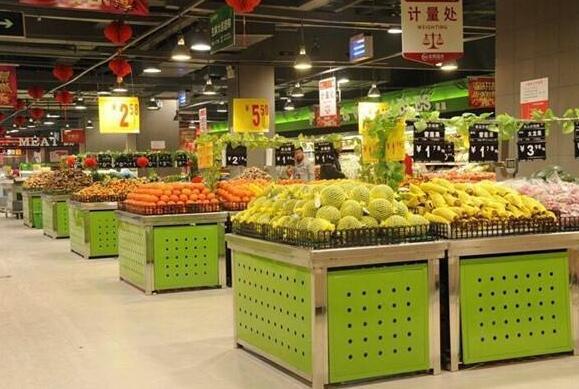 武汉超市变身百货商店,潮玩手办都开到超市来了