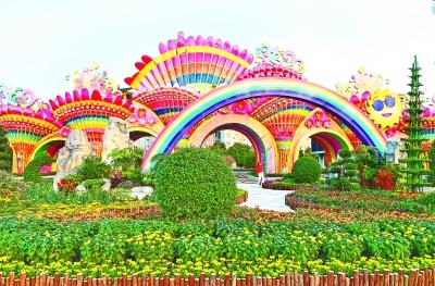 武汉市第37届金秋菊展正式全城开展,这几个地方都有展区哦!