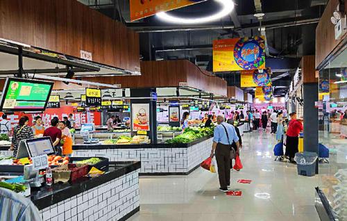 武汉318家菜场完成标准化升级改造 ,让菜场重现新活力
