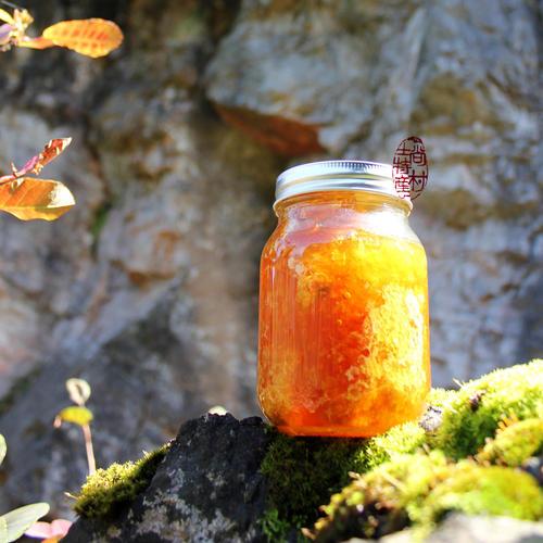 神农百花蜜:神农山上的小精灵送来的礼物