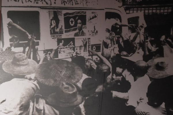 纪念抗美援朝70周年的小故事:来自武汉市民的爱国小行动
