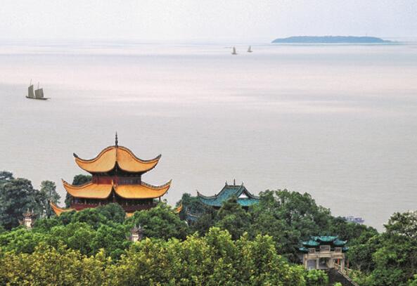 """石家庄25日开通岳阳宜昌航线,可以打""""飞的""""到宜昌赏三峡原生态美景了"""