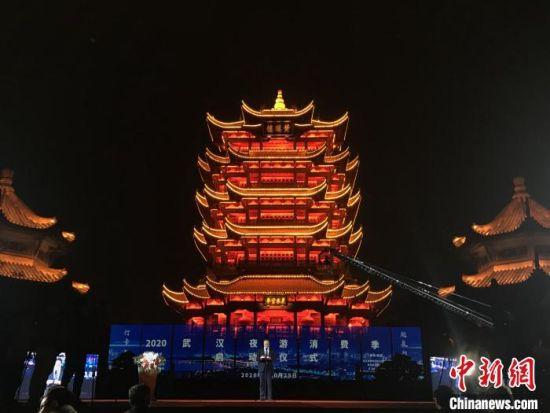 武汉旅游的夜游生活非常的火热